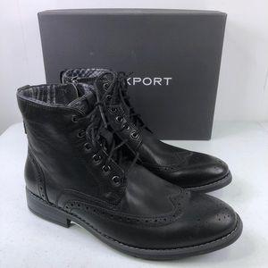 Rockport Men's Colden Wingtip Oxford Boots Shoes